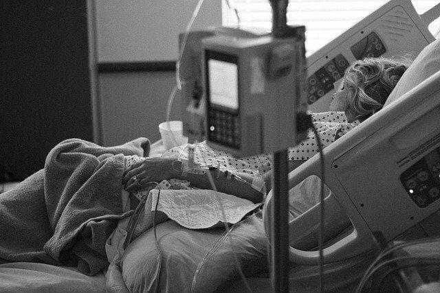 Kind in ziekenhuis verlof